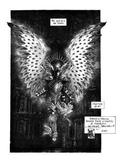 El TRaje de Miguel esta Basado en su primerita aparición en OPERACION BOLIVAR